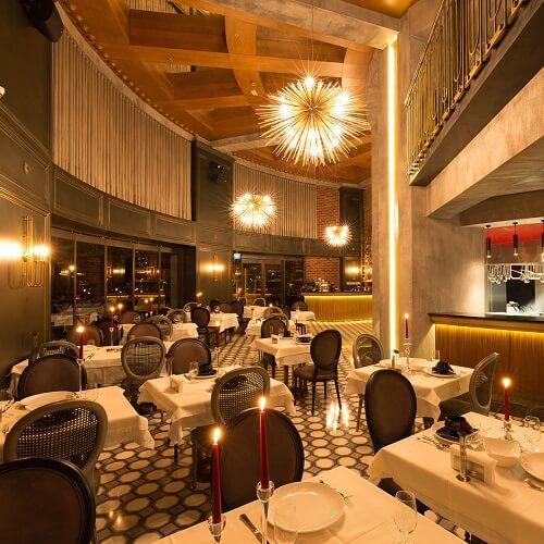 İzmir Camia Restaurant Meyhane