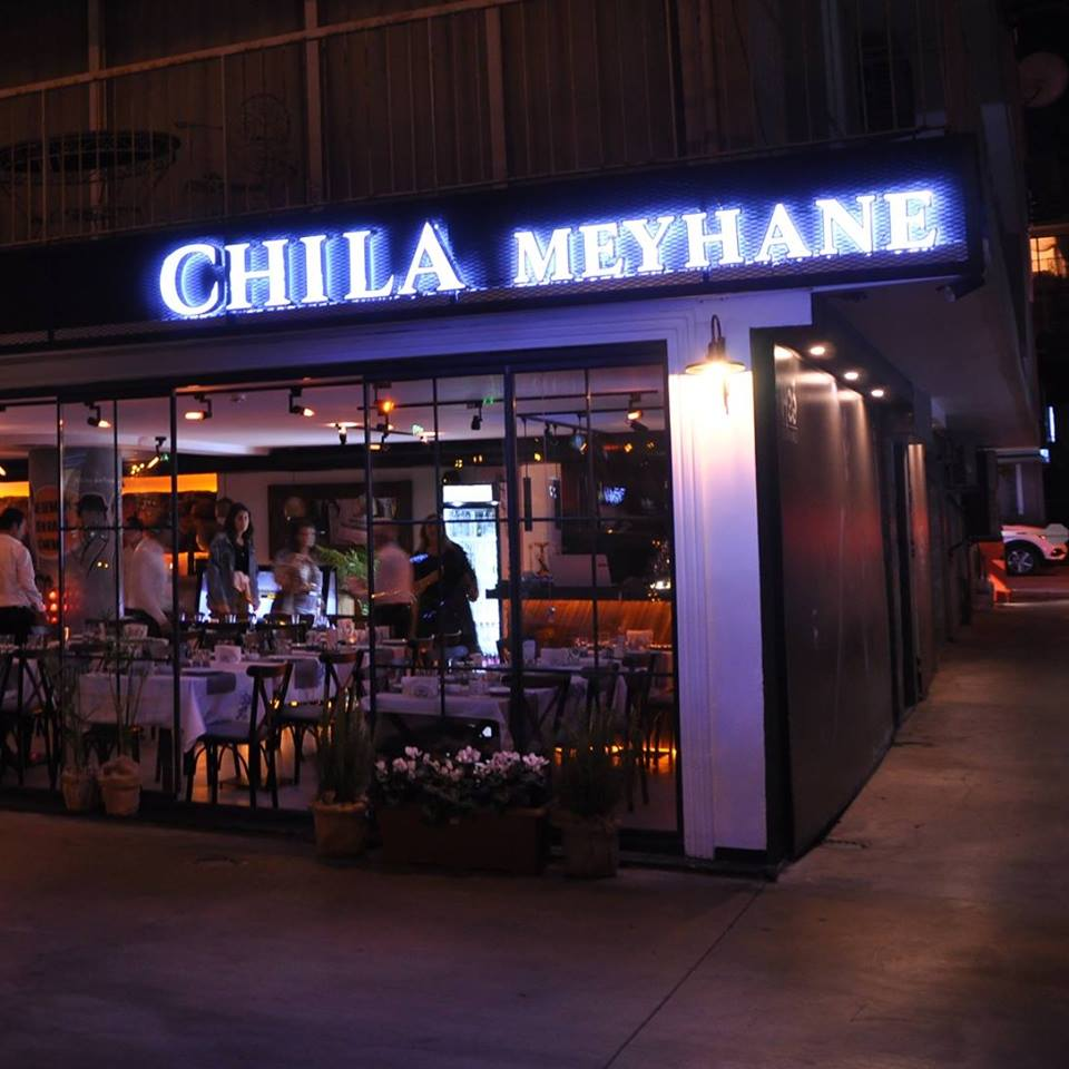 İzmir Chila Meyhane