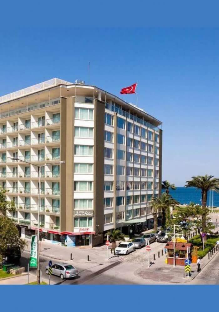 İzmir Palas Otel Yılbaşı 2018