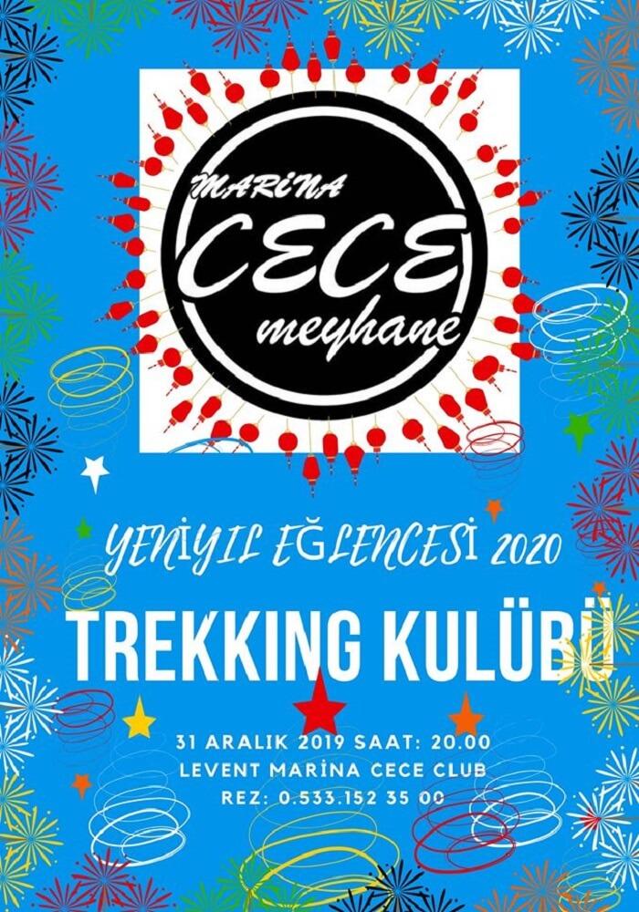 İzmir Trekking Kulübü Yılbaşı Programı 2020