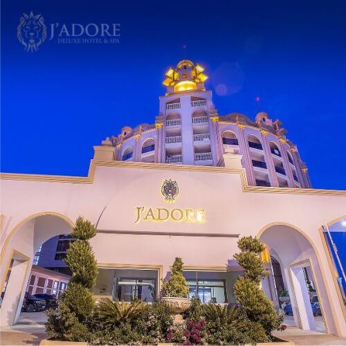 Jadore Deluxe Hotel Side Antalya