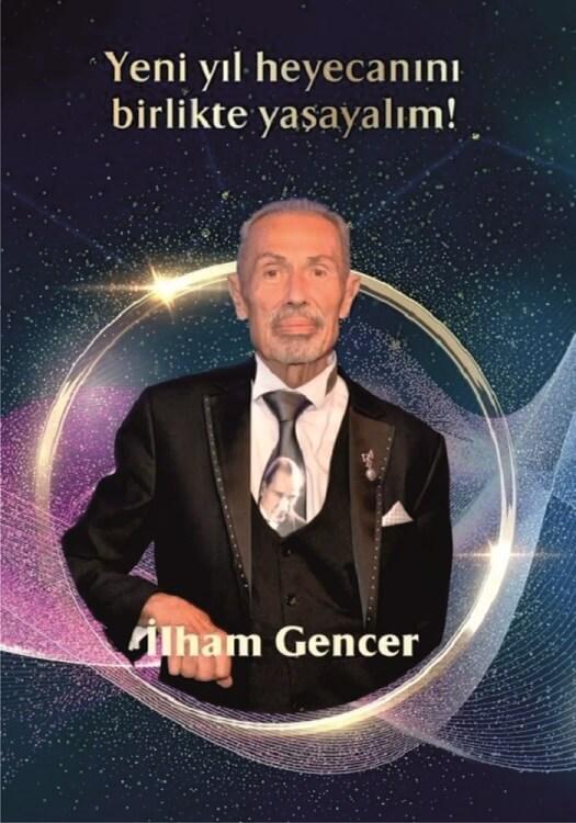 İlham Gencer ile Jazz Company Elite World İstanbul Hotel Yılbaşı Programı 2020