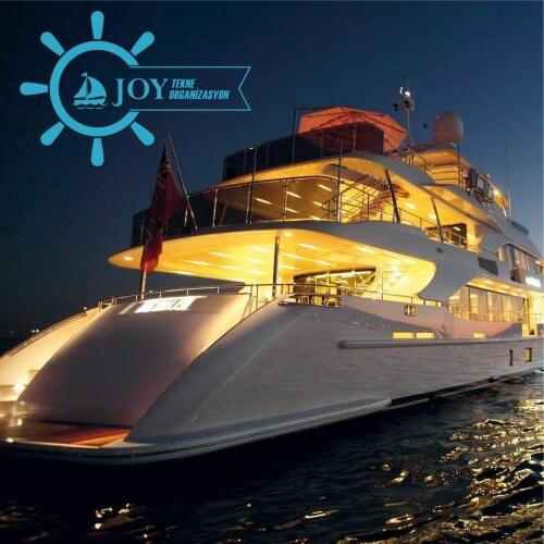 Joy Boğaz Tekne Turu