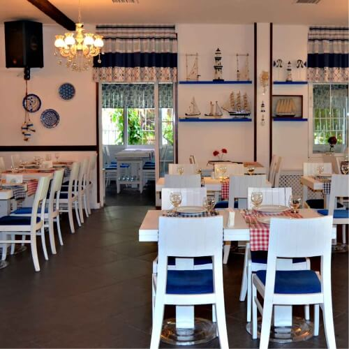 Ankara Kalispera Ege Restoranı