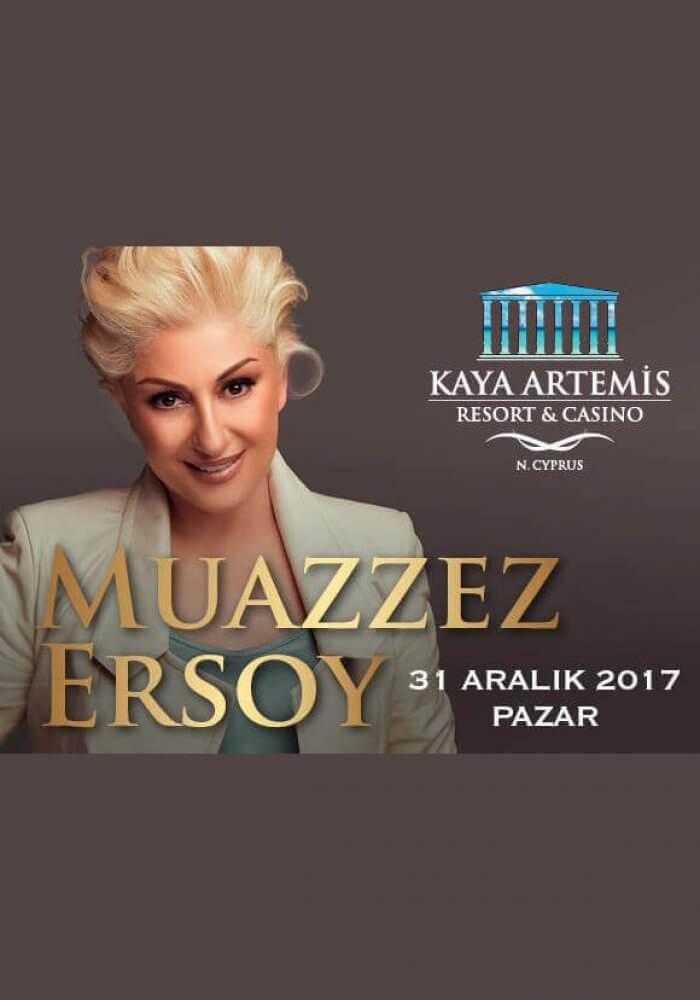 Kaya Artemis Resort Casino Yılbaşı 2018