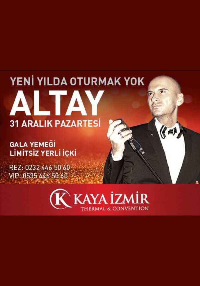 Kaya İzmir Thermal Convention 2019 Yılbaşı Galası