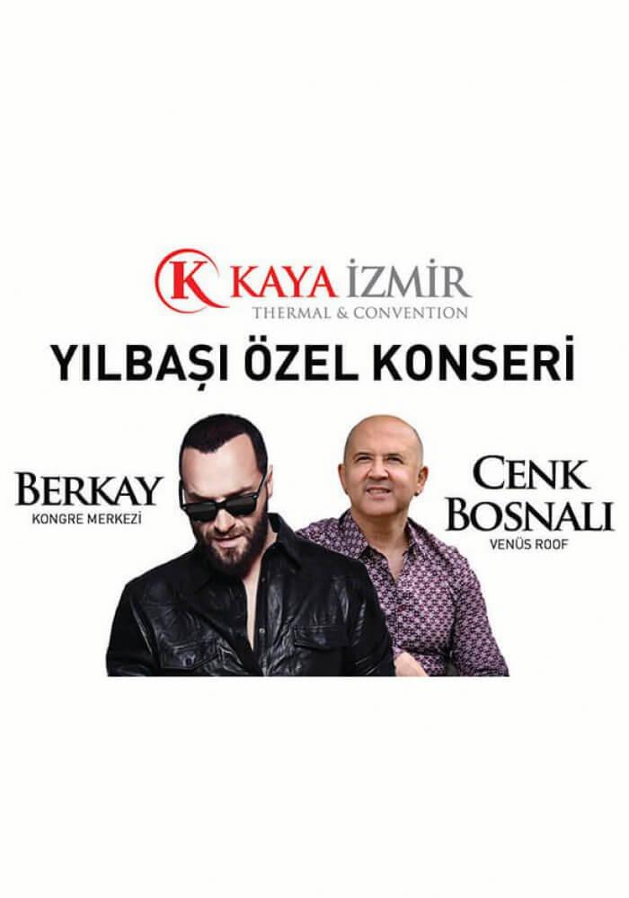 Kaya İzmir Thermal Convention Yılbaşı 2018