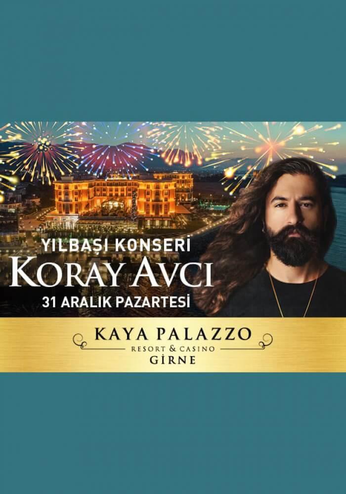 Kıbrıs Yılbaşı 2019 - Kaya Palazzo Resort & Casino Girne 2019 Yılbaşı Programı