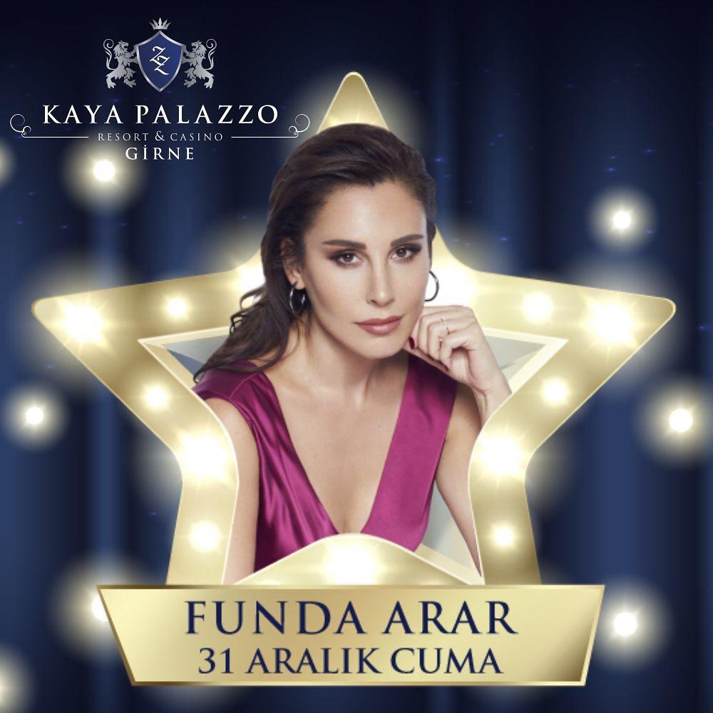 Kaya Palazzo Resort & Casino Kıbrıs Yılbaşı Programı 2022