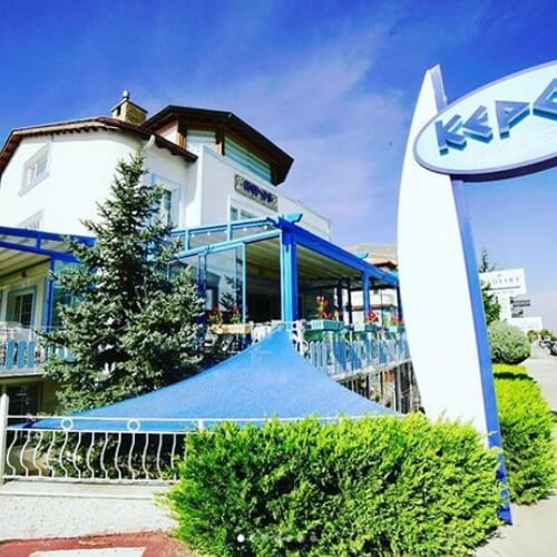 Kepos Balık Evi Ankara