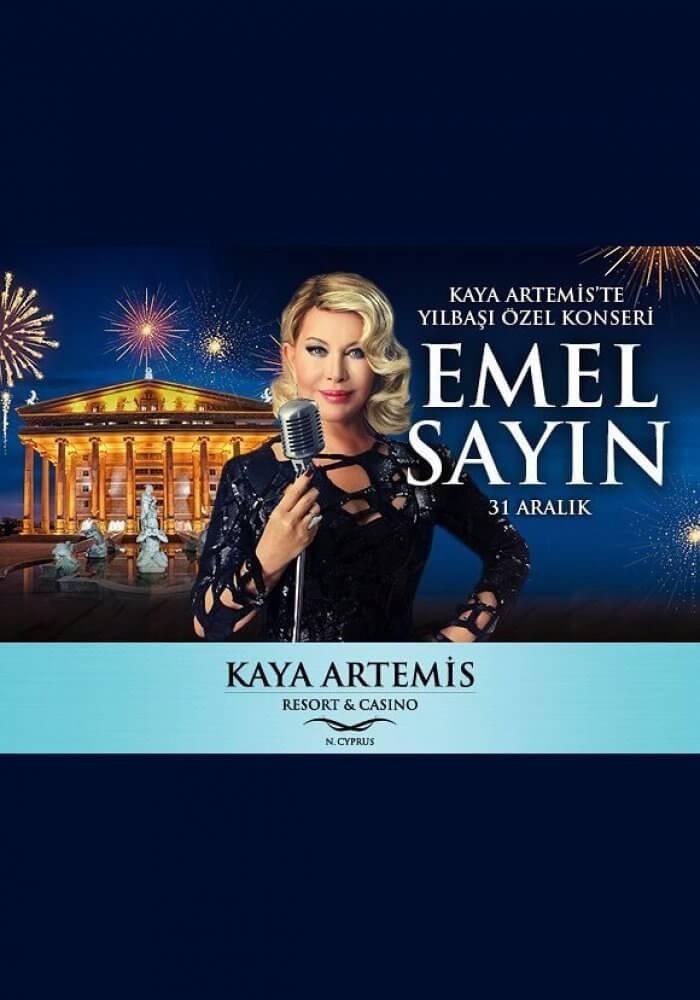 Kıbrıs Kaya Artemis Resort Casino Yılbaşı Programı 2019