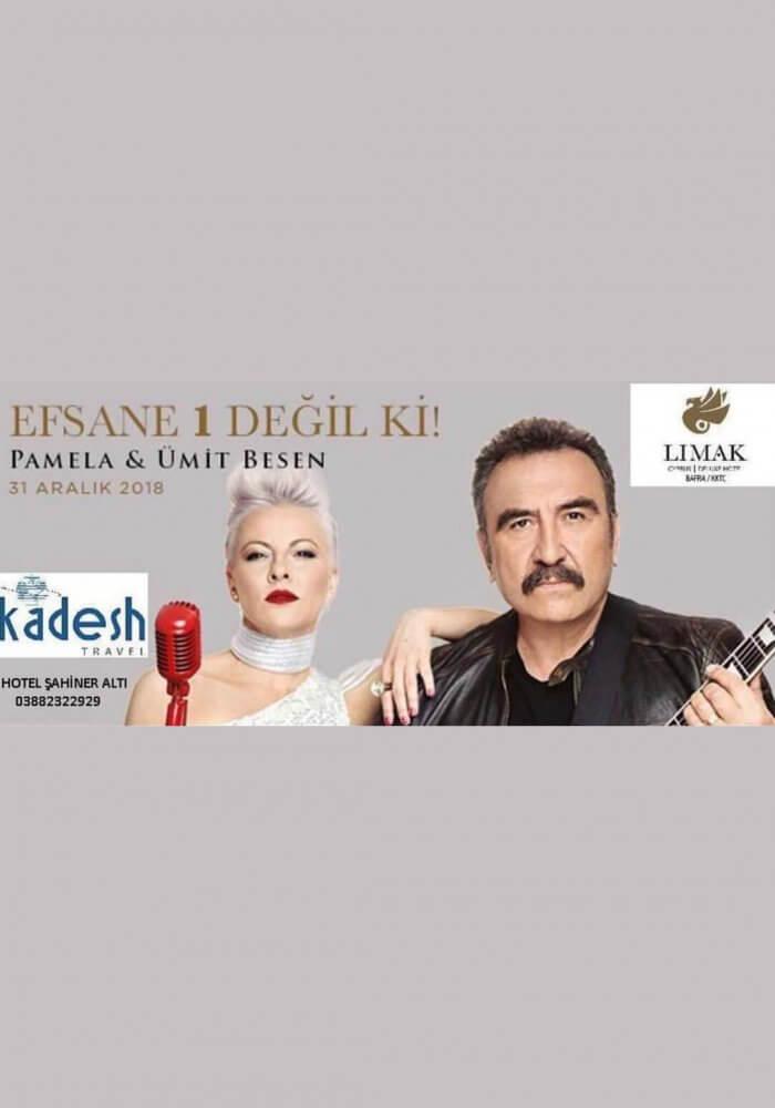 Kıbrıs Limak Cyprus Deluxe Hotel 2019 Yılbaşı Programı