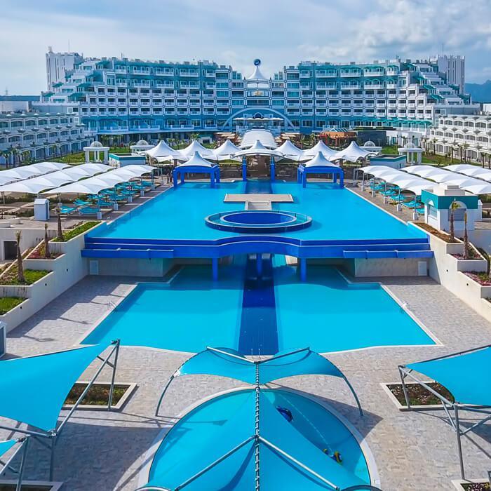 Kıbrıs Limak Cyprus Deluxe Hotel