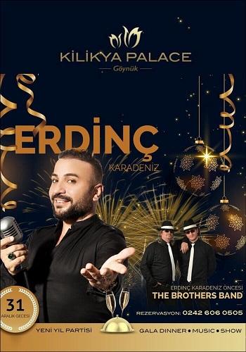 Kilikya Palace Göynük Antalya 2020 Yılbaşı Programı