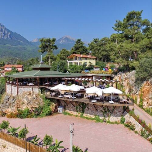 Körfez Aşiyan Restaurant Antalya