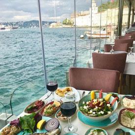 Kuleli Yakamoz Restaurant İstanbul