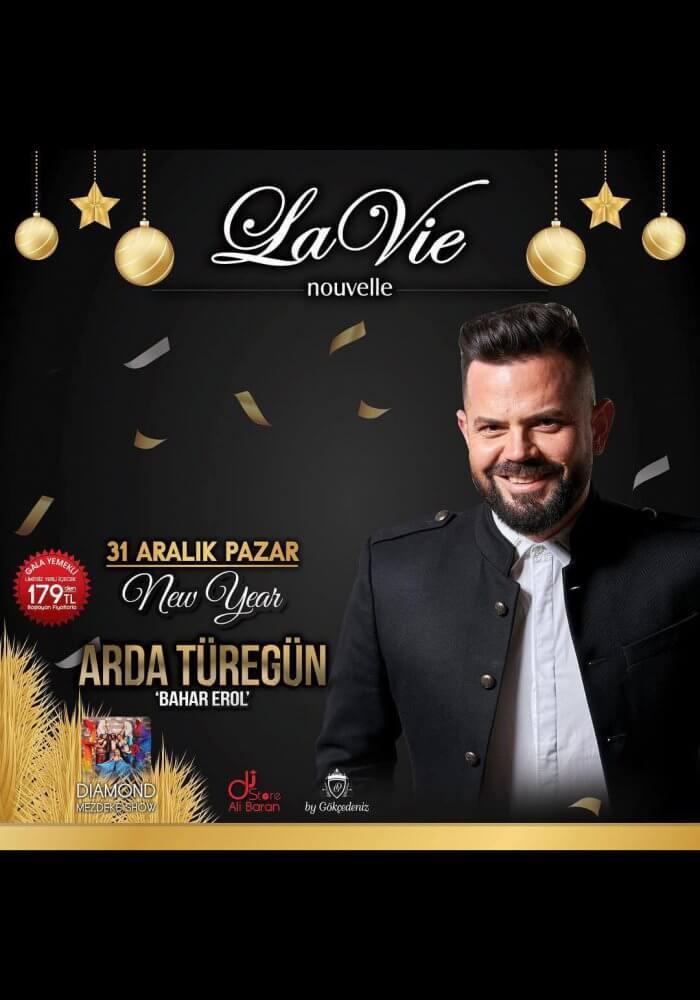 La Vie Nouvelle İzmir Yılbaşı 2018