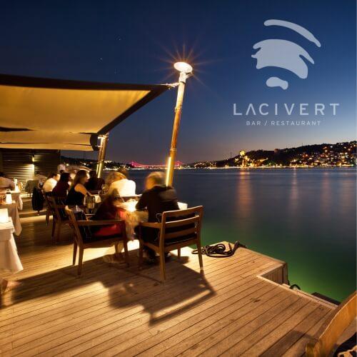 Lacivert Bar Restaurant İstanbul