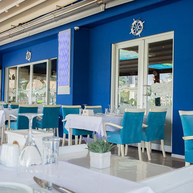 Lagos Balık Restaurant