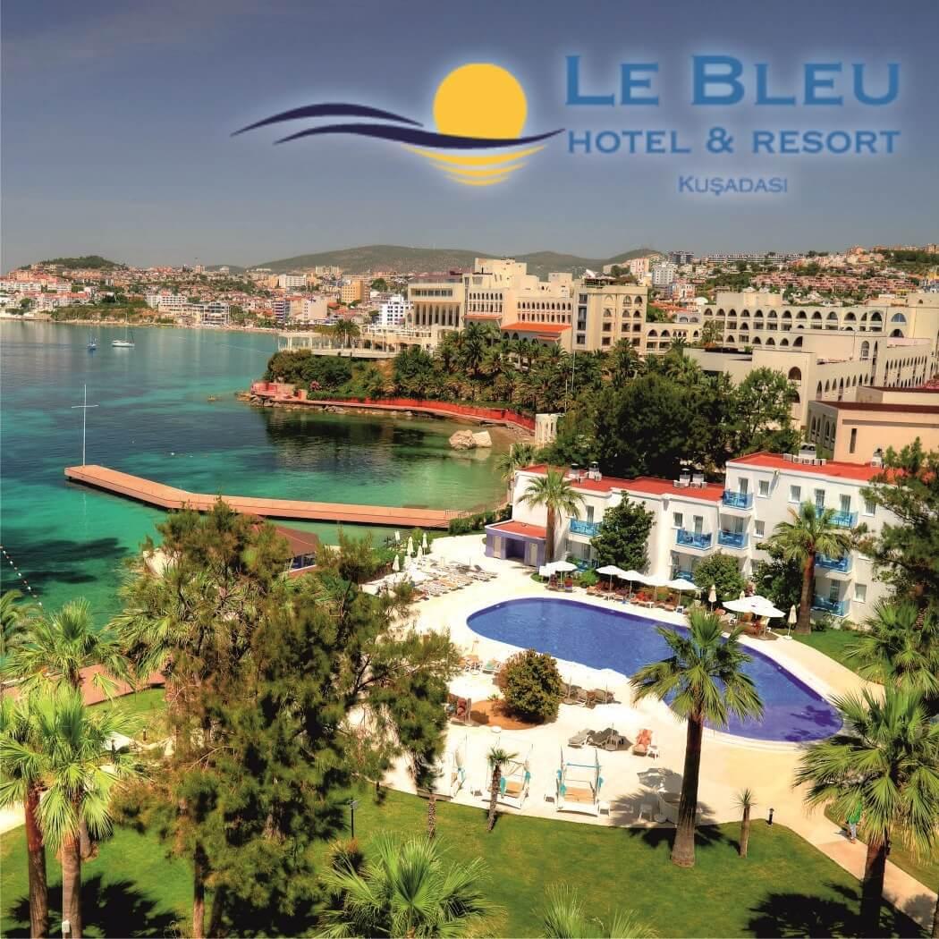 Le Bleu Hotel Kuşadası