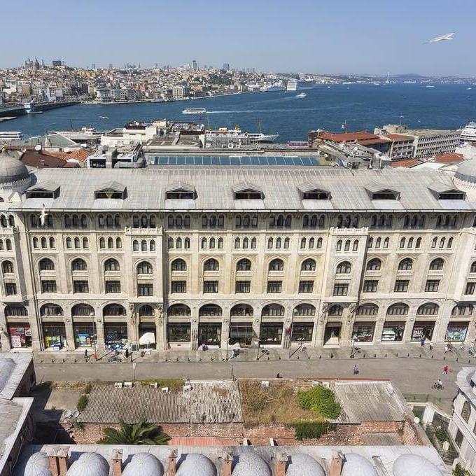 Legacy Ottoman Hotel Yılbaşı