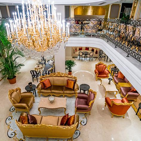 Les Ambassadeurs Hotel