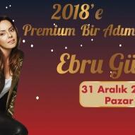 Yılbaşı Gecesi Ebru Gündeş Kıbrıs Cratos Premium Hotel'de sahne alacak.