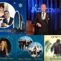İstanbul Elite World Hotels'ten Unutulmaz Yılbaşı Programları