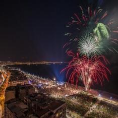 İzmir'de Yılbaşı Heyecanı