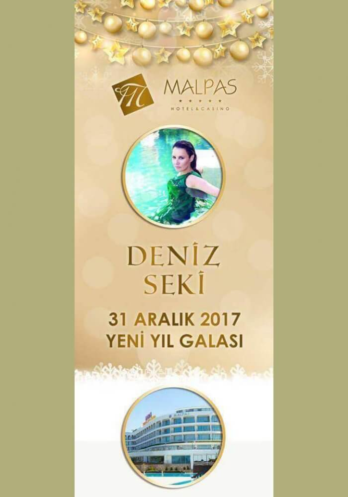 Malpas Hotel Casino Yılbaşı 2018