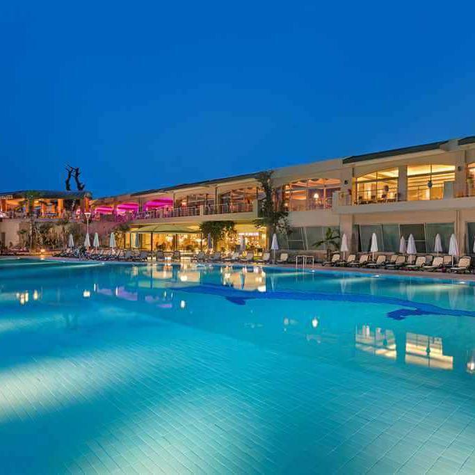 Maritim Pine Beach Hotel Belek Antalya