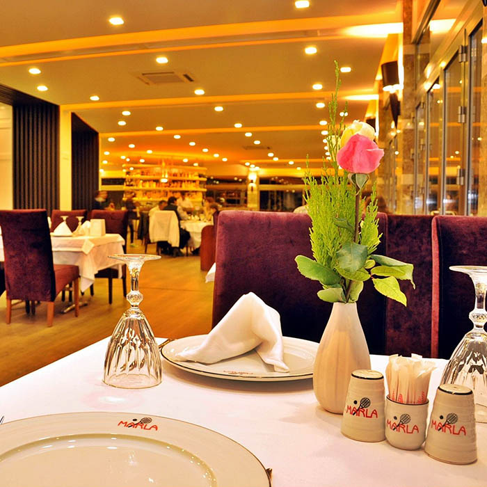 Marla Restaurant Bistro Denizli