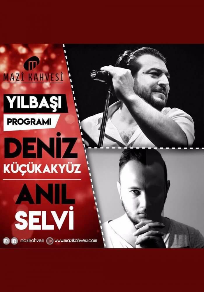 Mazi Kahvesi Ankara Yılbaşı 2018