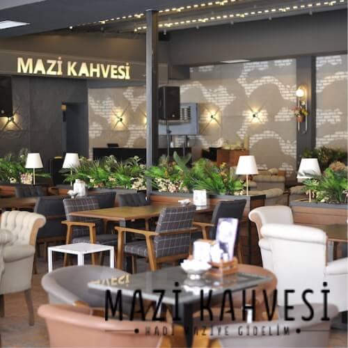 Mazi Kahvesi Ankara