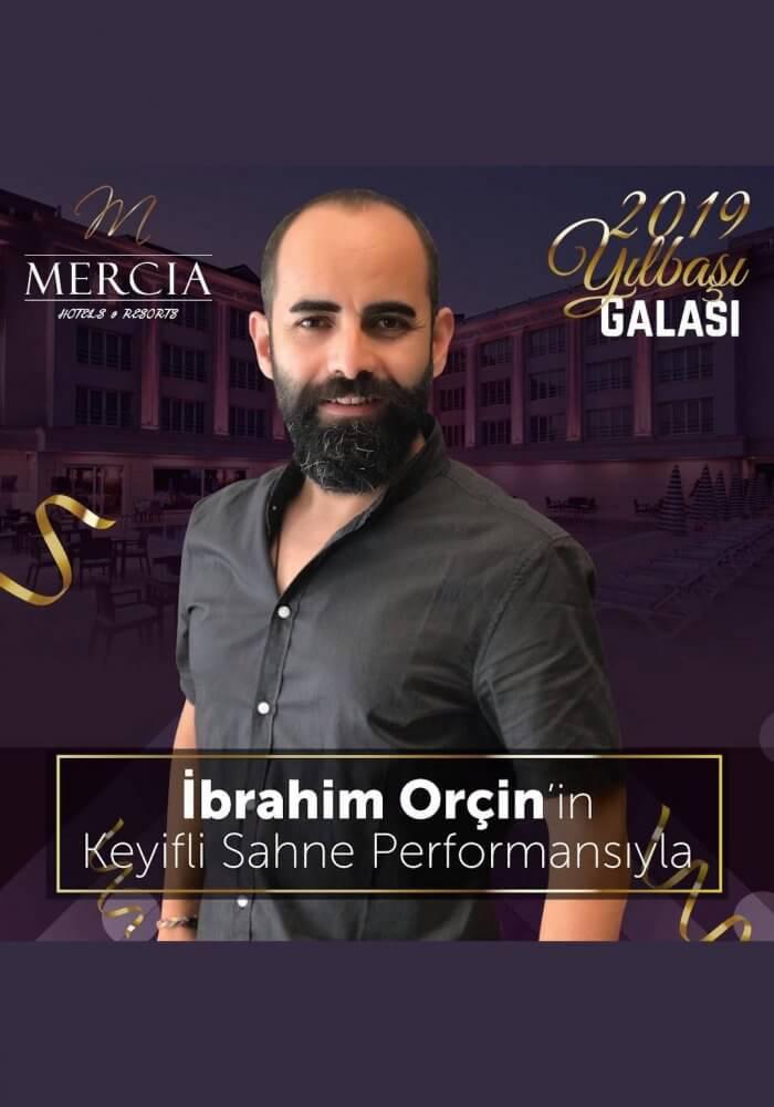 Mercia Hotel & Resort 2019 Yılbaşı Programı