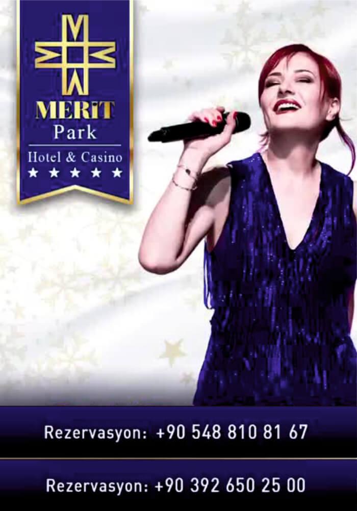 Merit Park Hotel & Casino 2020 Yılbaşı Programı