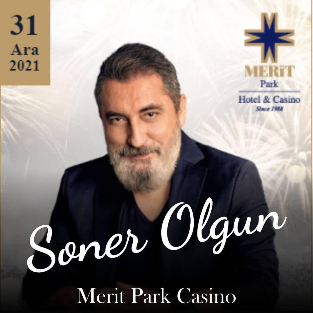 Merit Park Hotel Casino Kıbrıs Yılbaşı Programı 2022