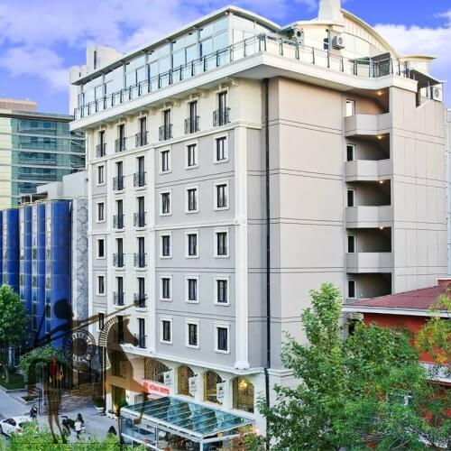Midas Otel Ankara