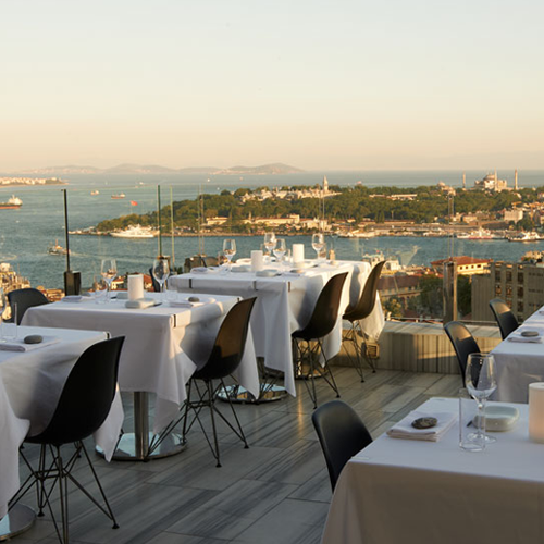Mikla Restaurant İstanbul
