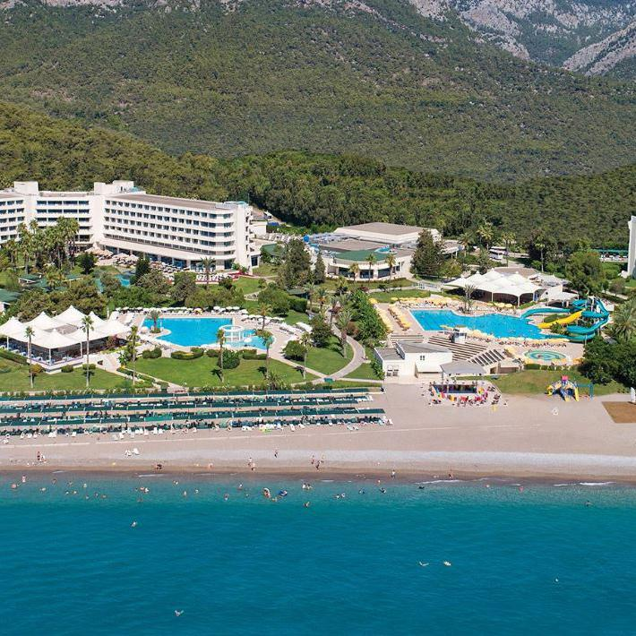 Mirage Park Resort Güriş