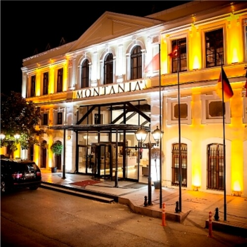 Montania Hotel Bursa
