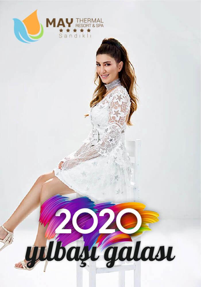 Nadide Sultan ile May Thermal Otel 2020 Yılbaşı Galası