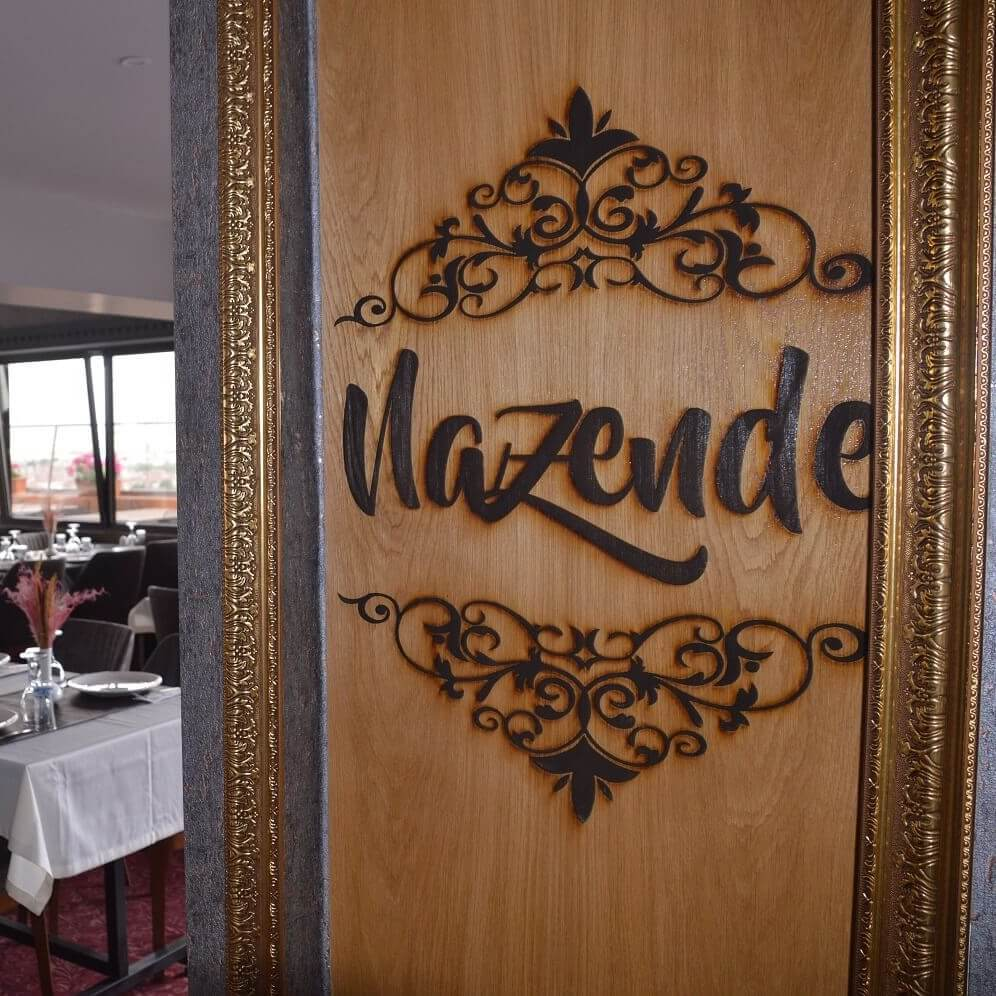 Nazende Restaurant Eskişehir