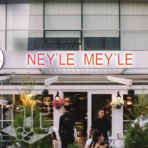 Neyle Meyle Meyhane Ankara