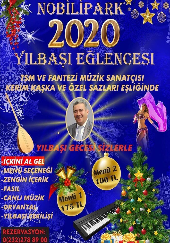 Nobili Park İzmir Yılbaşı Programı 2020
