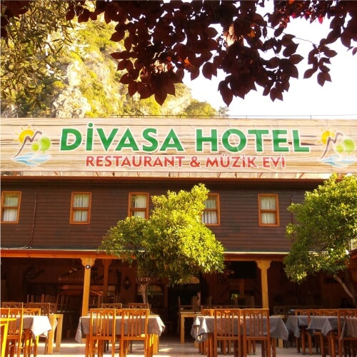 Olimpos Divasa Hotel Antalya