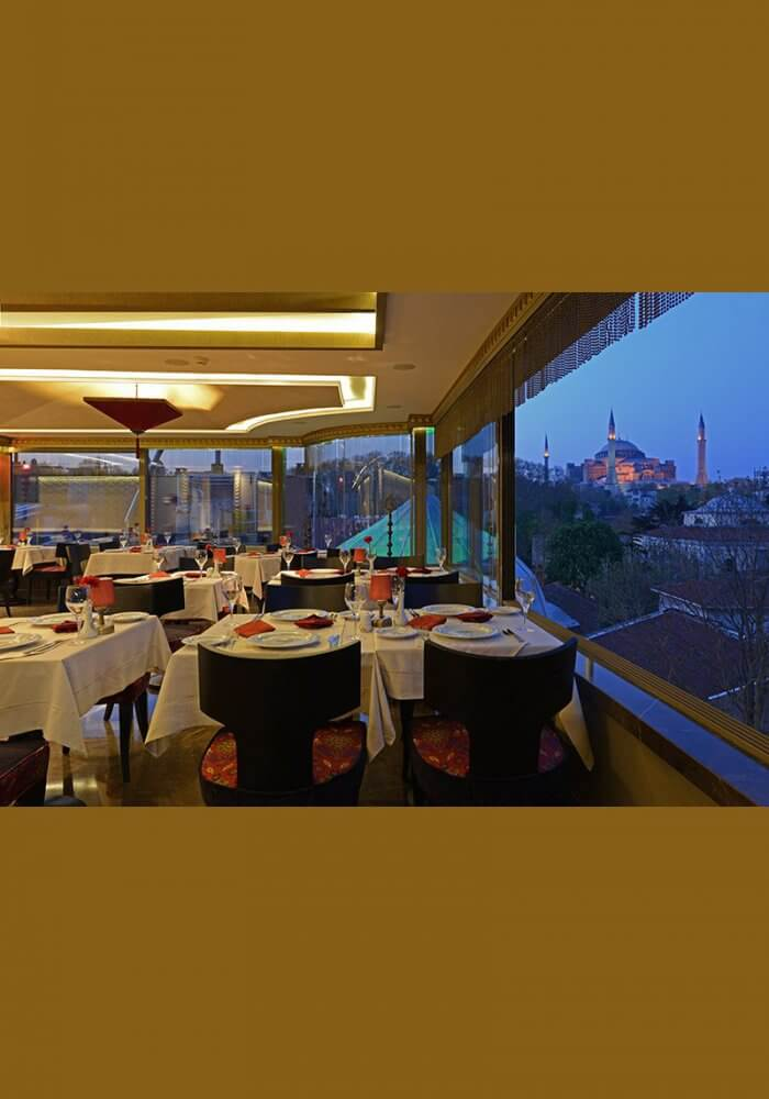 Olive Anatolian Restaurant Yılbaşı 2018