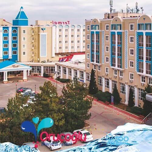 Oruçoğlu Termal Hotel Afyonkarahisar