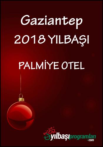 Palmiye Hotel Yılbaşı 2018