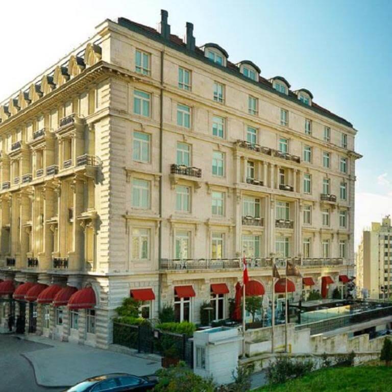 Pera Palace Hotel Jumeriah